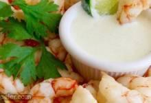 Key West Shrimp Boil with Key Lime Mustard Sauce