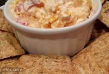 Kickin' Pimento Cheese Spread