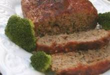 Kimberly's Meaty Meatloaf