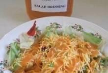 Kitchen Sink Salad Dressing