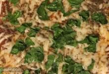 Layered Spinach Mostaccioli