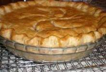 leftover pot pie