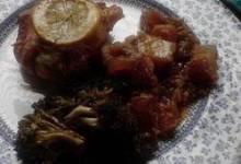 Lemon Marinated Chicken