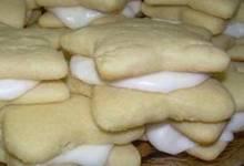 Lime Sandwich Sugar Cookies