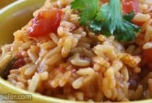 Linnie's Spanish Rice