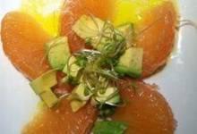 Lisa's Grapefruit and Avocado Salad