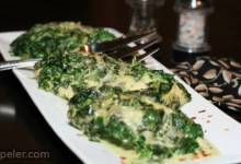 Low-Carb Chicken and Spinach Casserole