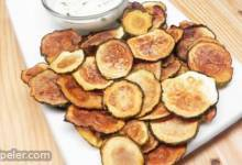 Low-Carb Zucchini Chips
