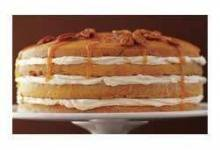 Luscious Four-Layer PHLLY Pumpkin Cake