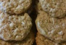 Macadamia  Coconut cebox Cookies
