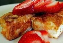 madison's angel food cake french toast