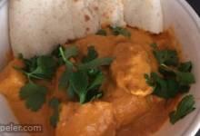 Makhani Chicken (ndian Butter Chicken)