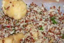 malaysian quinoa (vegetarian)