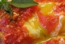 Mamma Rita's Eggs and Tomato Sauce