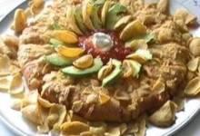 maria's cinco de mayo enchilada party ring