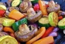 Marinated Veggies