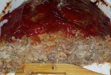 Meatloaf with Beer