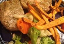 Mediterranean Grilled Pork Chops