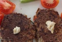 Mediterranean Lentil Patties