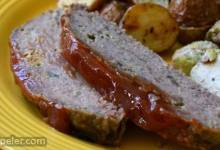 Melt-n-Your-Mouth Meat Loaf