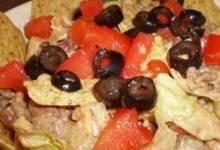 Messy Taco Salad