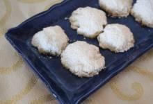 mexican bride cookies