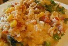mexican sour cream rice