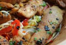 Mexican Thai Fusion Chicken