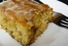 michelle's honeybun cake