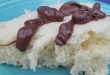 microwave sponge pudding