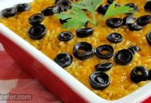 Mike's Portuguese Tuna Rice Casserole