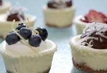 mini cheesecakes from phladelpha®
