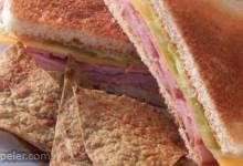 Miso Paste Ham Sandwich