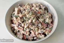 mitation Crabmeat Salad