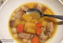 Mohawk ndian Corn Soup