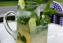 mojitos by the pitcher