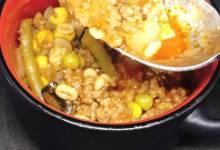 mom's campfire stew