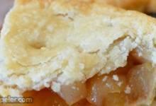 Mom's Double Pie Crust