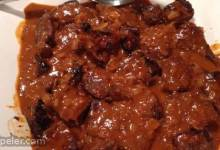 Mom's Venison Barbeque Sauce