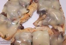 Mozzarella Mushroom Chicken