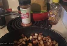 ndian Curry Potato Fries