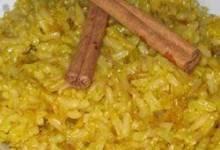 ndian Rice (Pulao)
