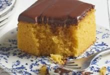 Nina's Brazilian Carrot Cake
