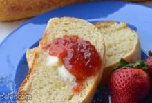 No-Knead English Muffin Bread