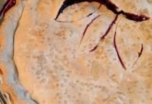 northwest marionberry pie