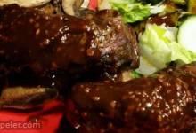 nsane Oven Beef Ribs