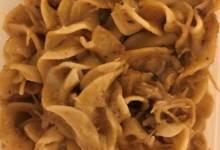 nstant pot® chicken paprikash with egg noodles