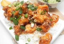 nstant pot® honey-garlic chicken