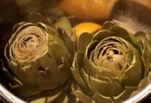 nstant pot® steamed artichokes