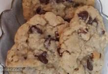 Oatie Chip Cookies